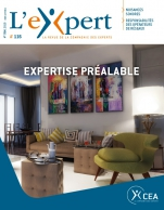 L'expert n°116- Expertise préalable