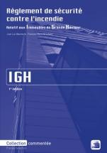 Règlement de sécurité contre l'incendie IGH