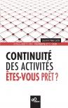 Plan de continuité des activités