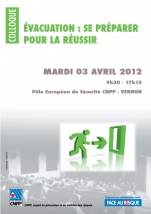 Évacuation : se préparer pour la réussir - 03/04/12