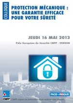 Protection mécanique : une garantie efficace pour votre sûreté - 16/05/13