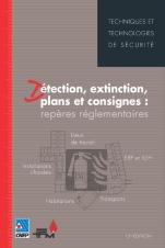 Détections extinction, plans et consignes repères réglementaires