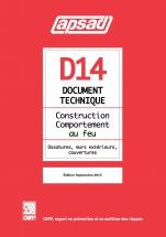 Référentiel APSAD D14 eBook Construction - Comportement au feu