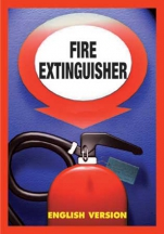 Fire extinguisher - english version