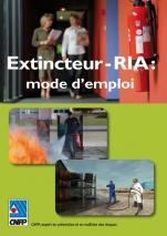 Extincteur - RIA : mode d'emploi
