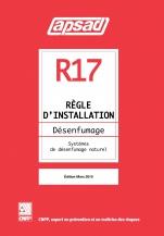 Référentiel APSAD R17 eBook Désenfumage