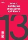 Norme NFPA 13 eBook