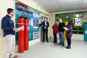 Fire safety technologies