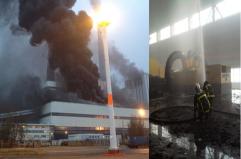 Expertise après sinistre : incendie EDF