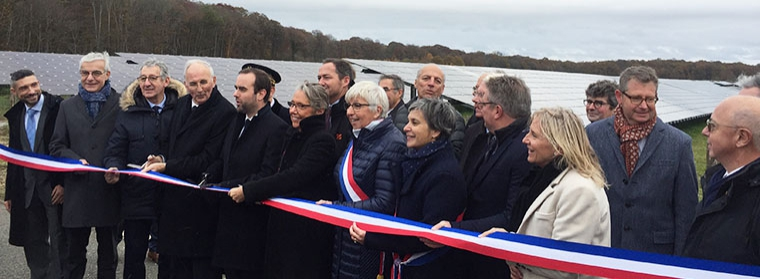 Inauguration parc Terres Neuves