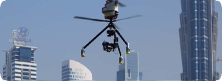 drones sécurité