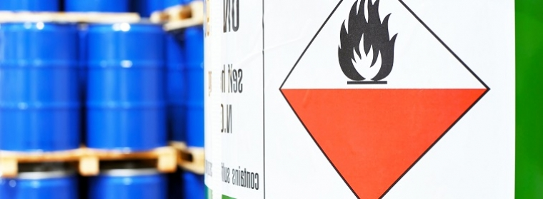 stockage liquides inflammables