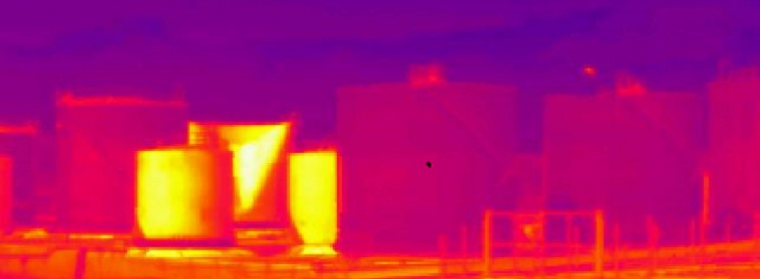 camera thermographie infrarouge