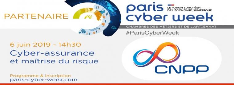 CNPP participe à Paris Cyber Week