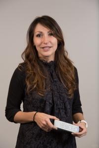 Alexandra, training assistant