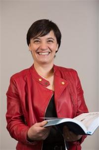 Géraldine Guichard, directrice du département édition presse