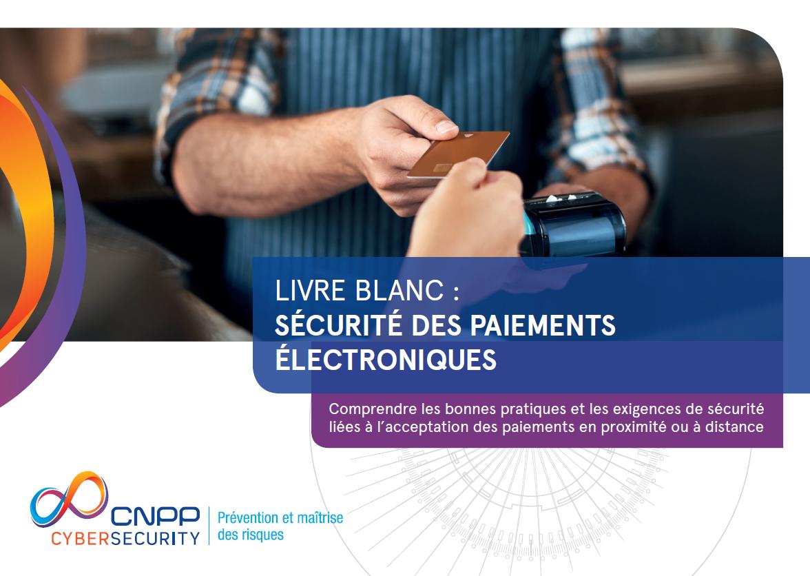 Livre blanc sécurité des paiements électroniques