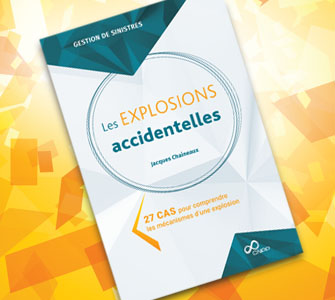 Ouvrage les Explosions accidentelles