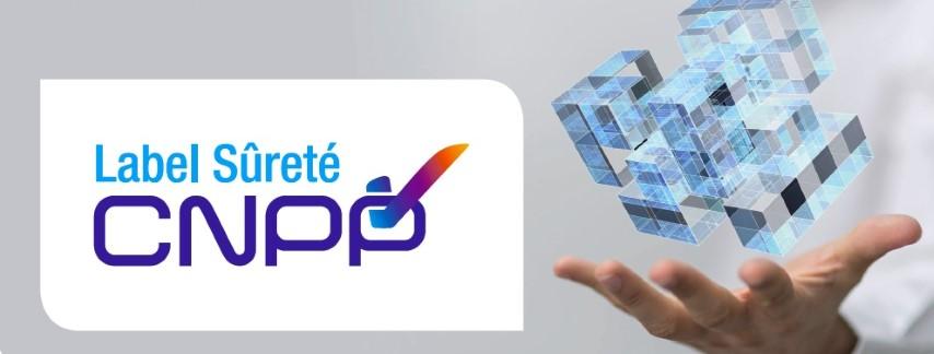 Label sûreté CNPP