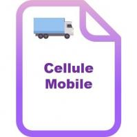 mesures sanitaires cellule mobile