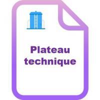 Mesures sanitaires plateau technique Vernon