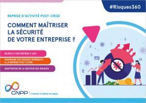 Guide #Risques360 - Reprise d'activités post-crise : comment maîtriser la sécurité de votre entreprise ?