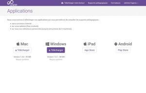 Des lecteurs compatibles PC Mac, Android, Ipad utilisables hors-connexion !