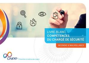 LIVRE BLANC - Compétences du chargé de sécurité