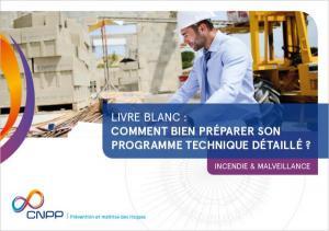 LIVRE BLANC - Comment bien préparer son programme technique détaillé ?