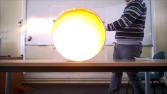 Mobile demonstration models of gas and vapour explosions