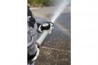 robinets d'incendie armés