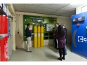 Automatic gas extinguishing system